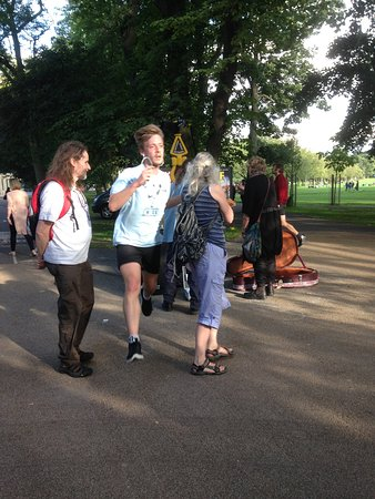 The Meadows: The place is buzzing