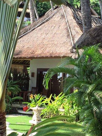Palm Garden Amed Beach & Spa Resort: bungalow