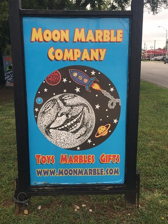 ‪‪Bonner Springs‬, ‪Kansas‬: Moon Marble Company‬