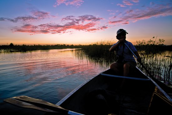 Yuma, AZ: Canoeing the Colorado River