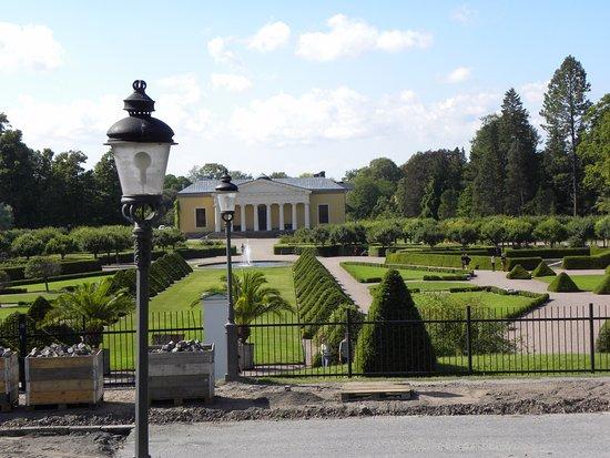 Ουψάλα, Σουηδία: Botanical Gardens