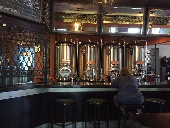Yardley, Pensilvanya: Bar area