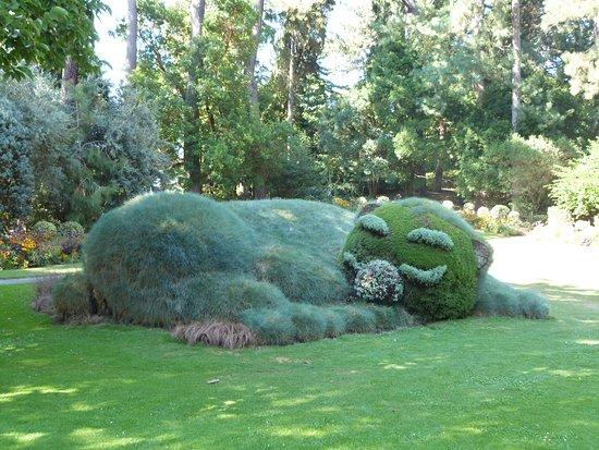 Le Dormanron - Claude Ponti - Picture of Jardin des Plantes, Nantes ...