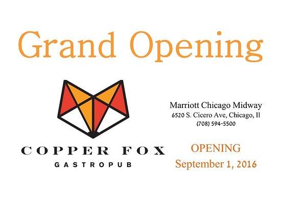 Bedford Park, Ιλινόις: Grand Opening