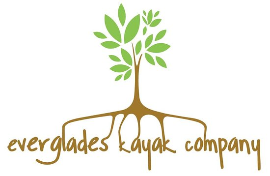 Everglades Kayak Company : Our new logo!