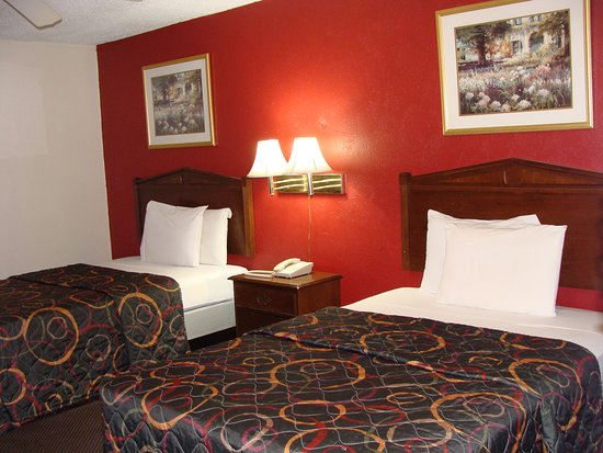 Hico, TX: Double Room
