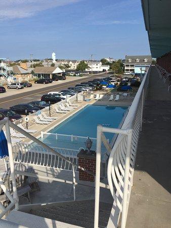 Wildwood Crest, Nueva Jersey: Gold Crest Motel