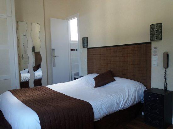 photo de h tel belle vue royan tripadvisor. Black Bedroom Furniture Sets. Home Design Ideas