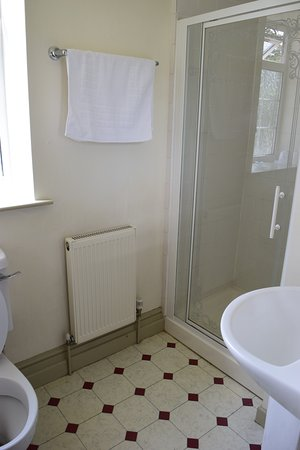 Great Bromley, UK: shower room ensuite