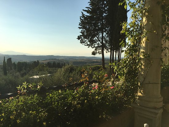 Montespertoli, Italië: Antica Fattoria Paterno