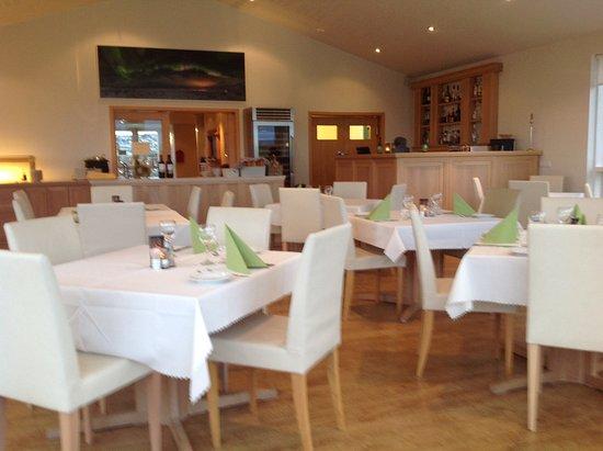 Northern Light Inn: salle à manger au diner
