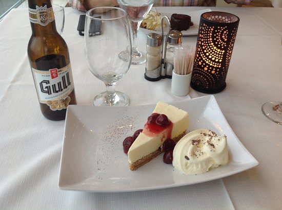 Northern Light Inn: skyr cake au diner