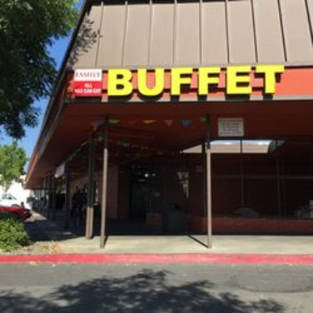 No thanks!!! - Review of Family Buffet, Oroville, CA