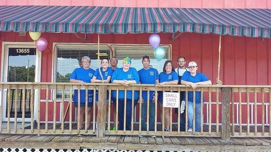 Bayou La Batre, Алабама: Opening Day!