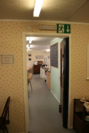 Coningsby, UK: Tea room