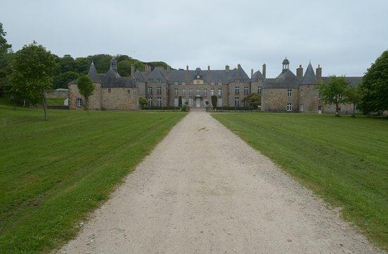 Chateau de Flamanville: il castello