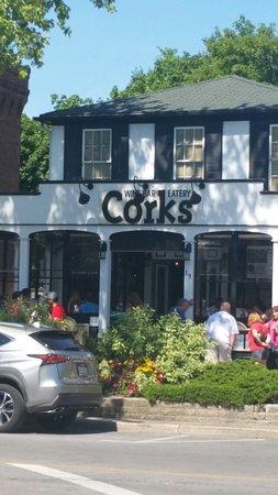 Corks Restaurant : 20160819_144920_large.jpg