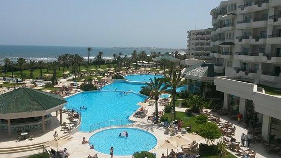 IBEROSTAR Royal El Mansour & Thalasso: 20140525_112856_large.jpg