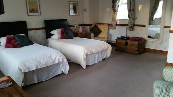 Partney, UK: main room in 2 bedded room