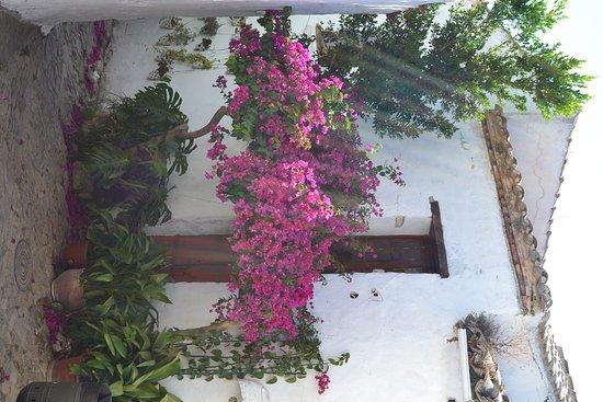 Complejo Turistico Castillo Castellar: Ruelle proche