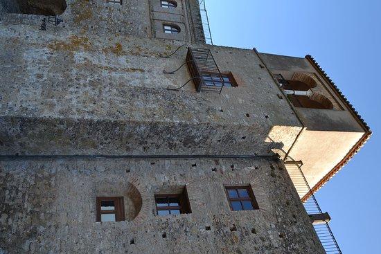 Complejo Turistico Castillo Castellar: Balcon de la chambre