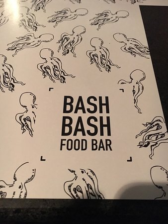 Bild fr n bash bash food bar vodice for Bash bash food bar vodice