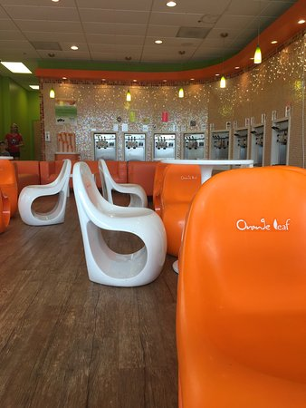 Orange Leaf Frozen Yogurt, Overland Park