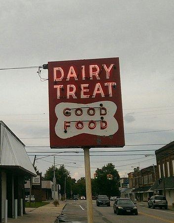 Terrific treats at the Dairy Treat