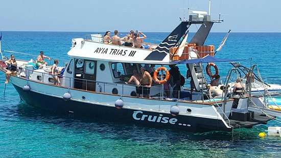 Paralimni, Chipre: Ayia Trias Boat Trips