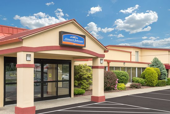 Howard Johnson Inn Saugerties: Exterior