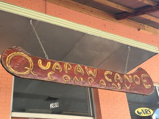 Clarksdale, MS: Quapaw Canoe Company
