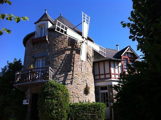 Hotel Du Vieux Moulin Saint Jacut De La Mer