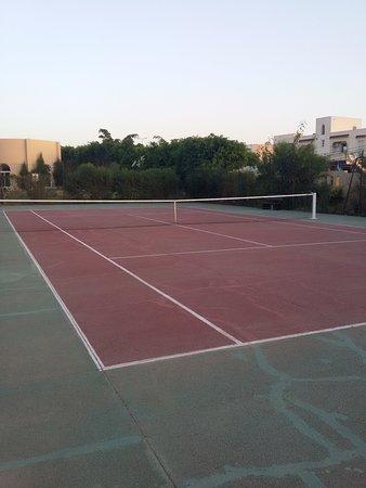 terrain de tennis - Picture of Royal Kenz Hotel Thalasso & Spa, Port ...
