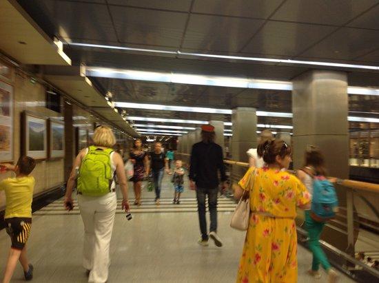"Станция метро ""Выставочная""..."