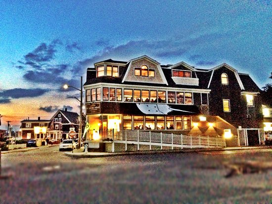 Quicks Hole Tavern our farm to table restaurant is next door to the Woods Hole Inn, open year ro
