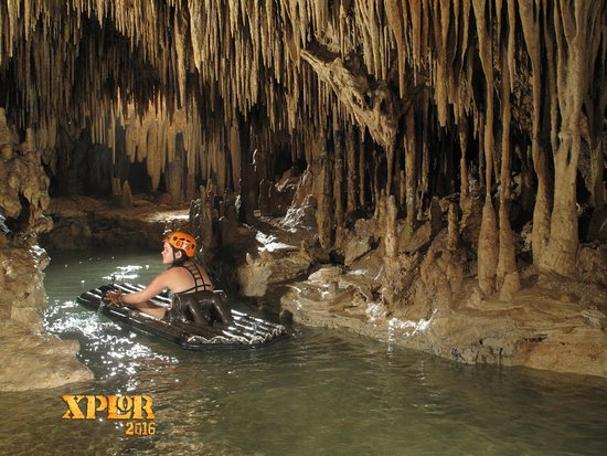 Raft simple ou double en caverne