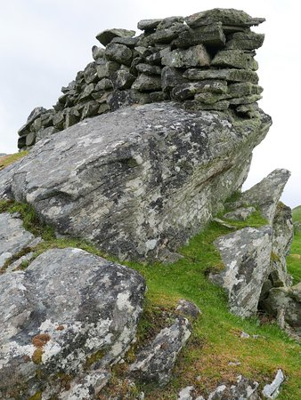 Isle of Lewis - rockiest place ever!