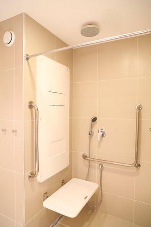 Banheiro Apartamento PNE