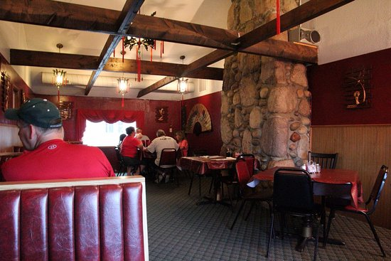 Prudenville, MI: The dining room