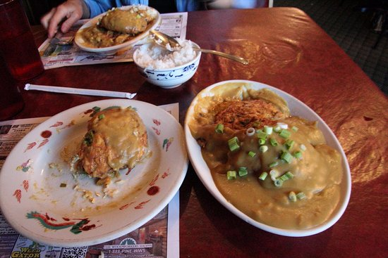 Prudenville, MI: Dinner Egg Foo Yung