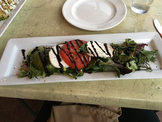 Petoskey, MI: Caprese Salad