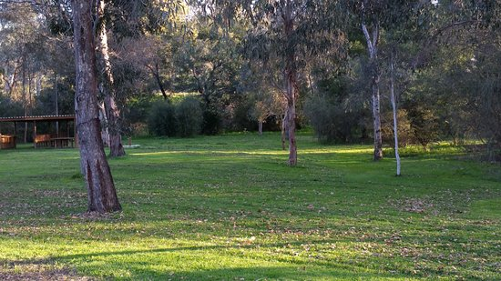 Extensive Camping Areas