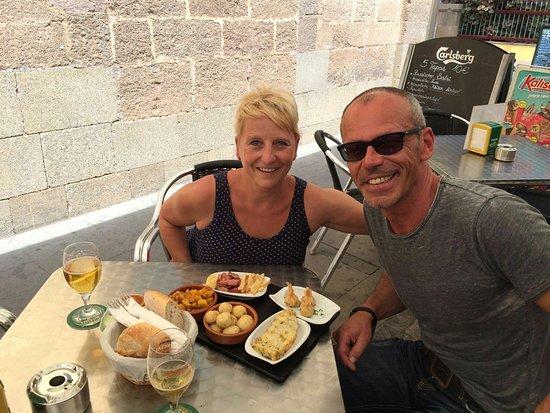 ¡Fue muy bonito! Y èl cafè especial es el mejor cafè en Gran Canaria. ¡Saludos de Sebastian y su