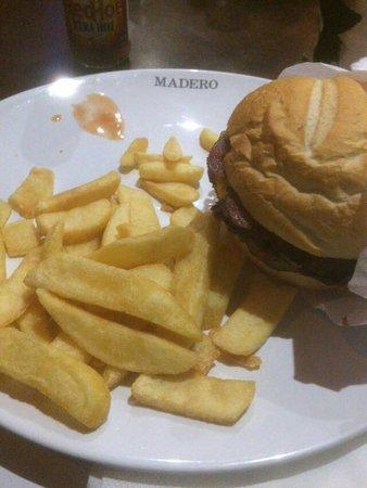 Hambúrguer premium