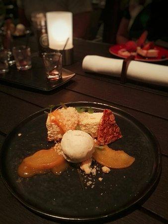 A fancy dinner in Almere