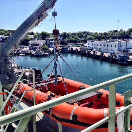 Woods Hole Oceanographic Institution and other important scientific institutes are located here,