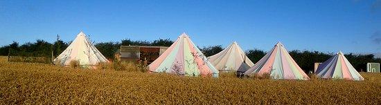Arley, UK: High Class Camping Glamping