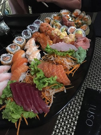Très bons sushis a prix très correct