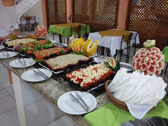 Portobello Park Hotel : Comida deliciosa e caprichada, é o que salva nesse hotel.