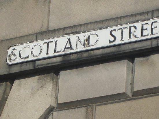 A wonderful part of Edinburgh